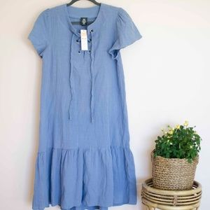 NWT Agnes and Dora Midi Dress S